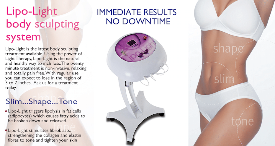 Lipo-Light Body Sculpting